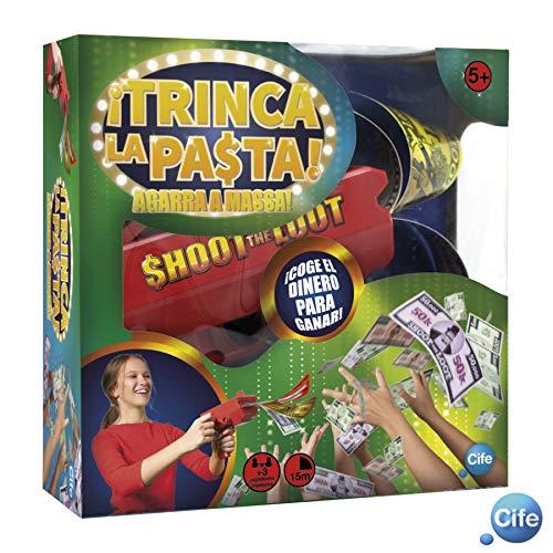 Cife- Trinca la Pasta, Multicolor (41695)