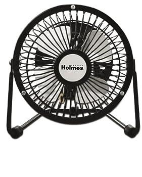 Holmes Mini High Velocity Personal Fan HNF0410A-BM