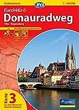 Eurovelo 6 Karte 03 Donauradweg 1 : 100 000: Ulm - Regensburg - BVA Bielefelder Verlag GmbH & Co. KG