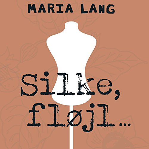 Silke, fløjl audiobook cover art