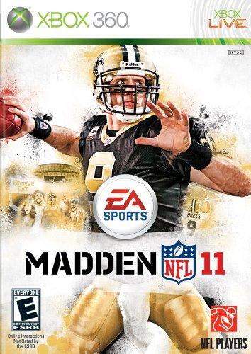 Electronic Arts MADDEN NFL 11, Xbox360
