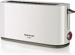 Taurus My Toast Tostadora de Ranura Larga y Extra Ancha, Pl