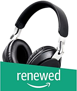 (Renewed) boAt Rockerz 480 Over Ear Wireless Bluetooth Headphone with Mic (Matte Black)