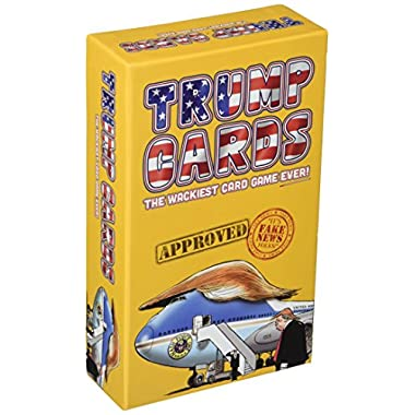 TDC Games Trump Cards Party Game