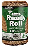 30' x 14' Ranpak Ready Roll Geami Protective Paper Cushioning Wrap (Bubble Alternative)
