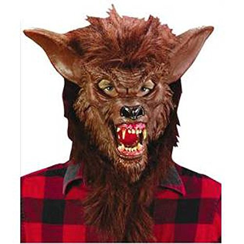 Powerfiller Werwolf Halloween Maske