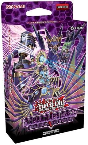 Yu-Gi-Oh Direct store KONSHSD Shaddoll Showdown Deck Reprint Rare Unlimi Structure