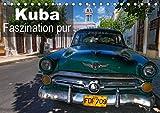 Kuba - Faszination pur (Tischkalender 2018 DIN A5 quer): Wandkalender mit faszinierenden Motiven aus Kuba (Monatskalender, 14 Seiten ) (CALVENDO Orte) [Kalender] [Apr 04, 2017] Münter, Thomas