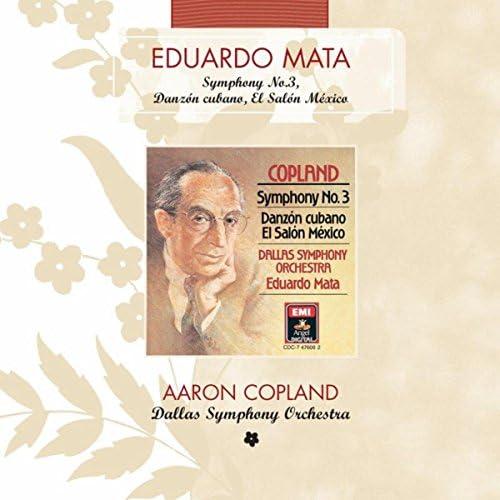 Eduardo Mata & Dallas Symphony Orchestra