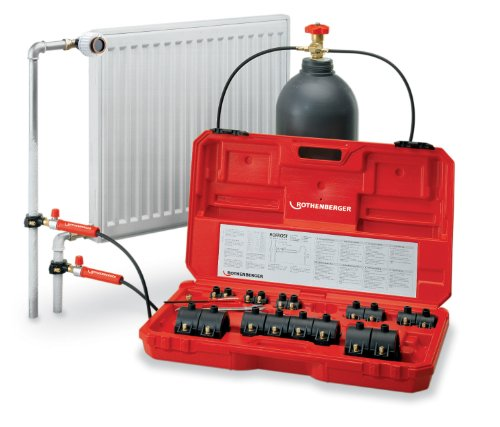 Rothenberger 65030 RoFrost CO2 Manuelles Gefrierset