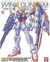 Bandai Hobby Wing Gundam VER.Ka, Bandai Master Grade Action Figure