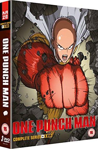 ワンパンマン ( コンプリート シリーズ 全12話 + OVA 6話 ) - One Punch Man ( Complete Series 1-12 + 6 O...