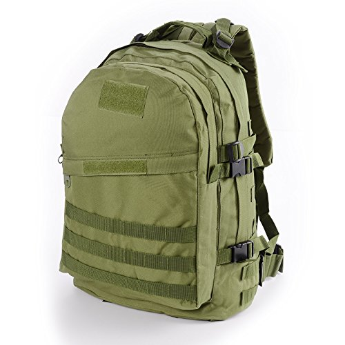 SurePromise One Stop Solution for Sourcing 40L Sac a Dos Banane Bandoulière Tactique Militaire Etanche Outdoor Camping Backpack