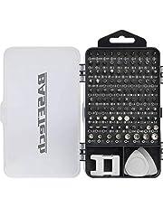 Basetech BT-2247898 Bit-Set 116 delar inkl. skruvmejsel-bitshållare