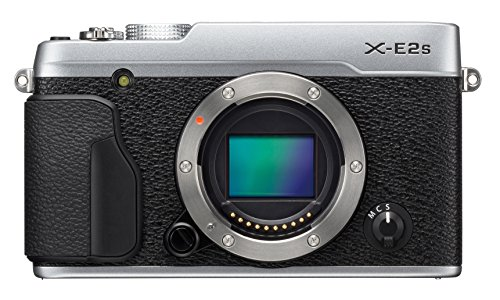 Fujifilm X-E2S Body Mirrorless Camera (Silver)