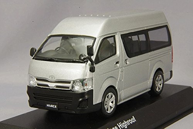 Kyosho 1. 4.3. Toyota Hiace Hochdach 2.01.3. Silber KS03.6.5.2.S