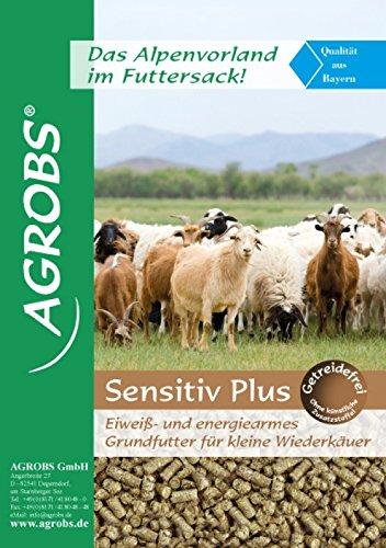 Agrobs Wiederkäuer Sensitive Plus 20 kg