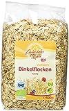 Antersdorfer Mühle Dinkelflocken, 6er Pack (6 x 500 g) - Bio -