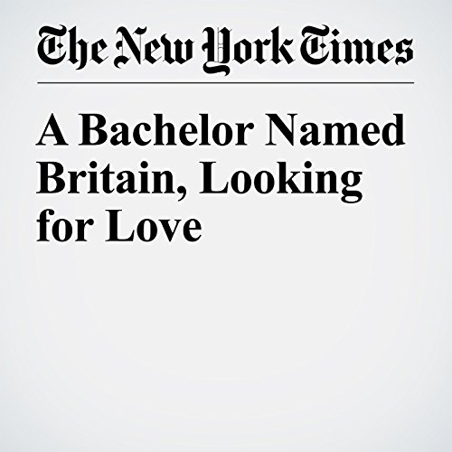 A Bachelor Named Britain, Looking for Love cover art