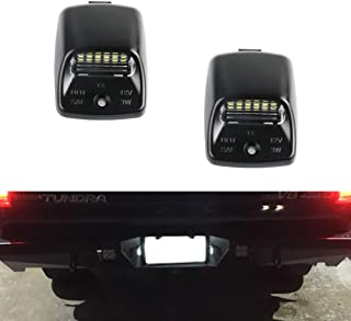 Best toyota license plate light Reviews