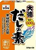 ヤマキ だしの素大徳 顆粒600g(300g×2)