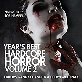 Year's Best Hardcore Horror: Volume 2 Titelbild