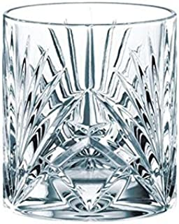 Nachtmann 92955 Whisky pur - Palais - Kristallglas - 6 -teiliges Set