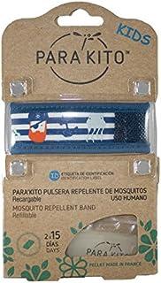 Parakito Pulsera Niños Repelente Anti-mosquitos 1ud