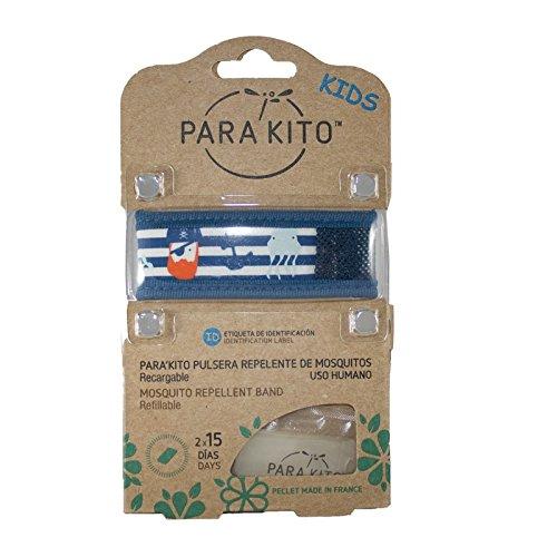 Para'Kito Pulsera Repelente Mosquitos 100 g