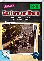 PONS Hoerkrimi Deutsch als Fremdsprache - Gestern am Rhein: Moerderische Hoerkrimis zum Deutschlernen