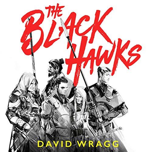 Couverture de The Black Hawks
