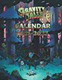 Gravity Falls: 2021 – 2022 Calendar – 18 months – 8.5 x 11 inch High Quality Images