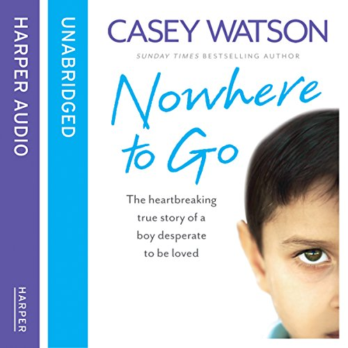 Nowhere to Go audiobook cover art