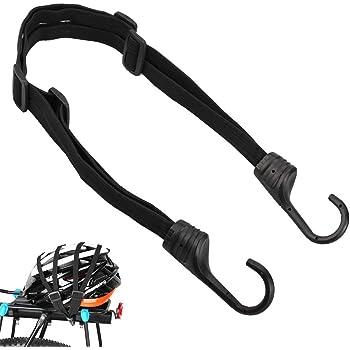 60 cm Come da immagine corda auto Bike Electrombile casco striscia equitazione accessori Tookie Corda elastica per cinghie elastiche corda elastica con ganci