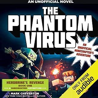 The Phantom Virus audiobook cover art