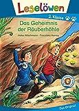 Leselöwen 2. Klasse - Das Geheimnis der Räuberhöhle: Erstlesebuch für Kinder ab 7 Jahre