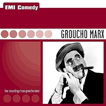 EMI Comedy - Groucho Marx