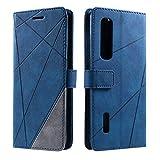 Oppo Find X2 Pro Case, SONWO Premium Leather Flip Wallet