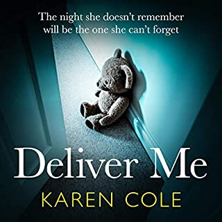 Deliver Me                   Written by:                                                                                                                                 Karen Cole                               Narrated by:                                                                                                                                 Jasmine Blackborow                      Length: 9 hrs and 8 mins     1 rating     Overall 4.0