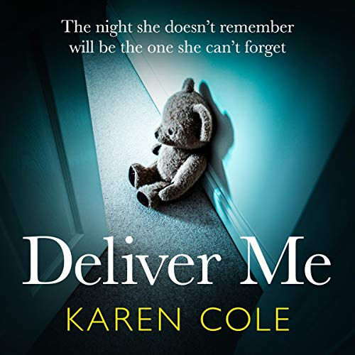 Deliver Me                   By:                                                                                                                                 Karen Cole                               Narrated by:                                                                                                                                 Jasmine Blackborow                      Length: 9 hrs and 8 mins     90 ratings     Overall 4.1