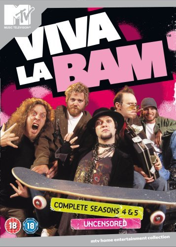 MTV Viva La Bam - Series 4 & 5 - Uncensored