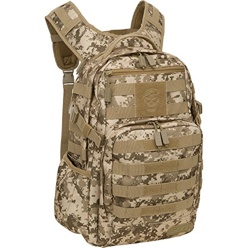 SOG Specialty Knives & Tools SOG Ninja Tactical Daypack Backpack, Camo, One Size