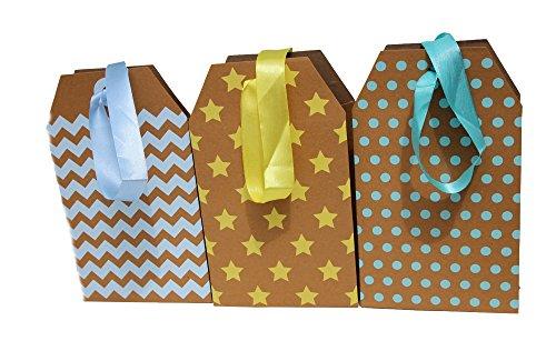 Maharanis Handgefertigte Geschenktüten 3er Set