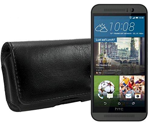 Quer Tasche HTC One M8 und HTC One M8s Hülle Horizontal