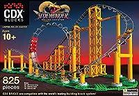 サイドワインダー ループコースター (LEGO互換) / CDX Blocks The Sidewinder Looping Roller Coaster