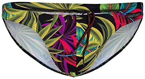 Olaf Benz Beach - BLU1956 Sunbrief - ultraleichter Beachwearstoff - Fb. Hawaii - Gr. M - Limitierte Kollektion