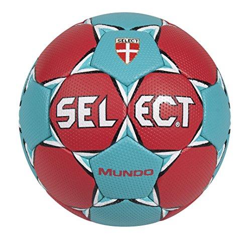 SELECT Ballon de Handball Mundo 3 Bleu -...