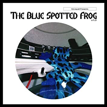The Blue Spotted Frog