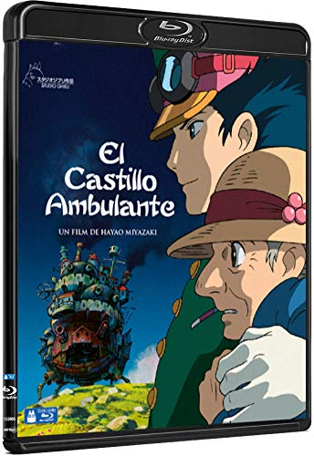 El castillo ambulante (BD) [Blu-ray]
