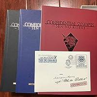 PS4 閃の軌跡4 ジエンドオブサーガ 永久保存版 confidential synopsis シナリオ原案 アルティナのオリジナルイラストレター